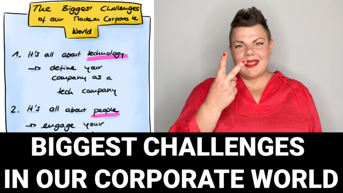 Challenges Corporate World